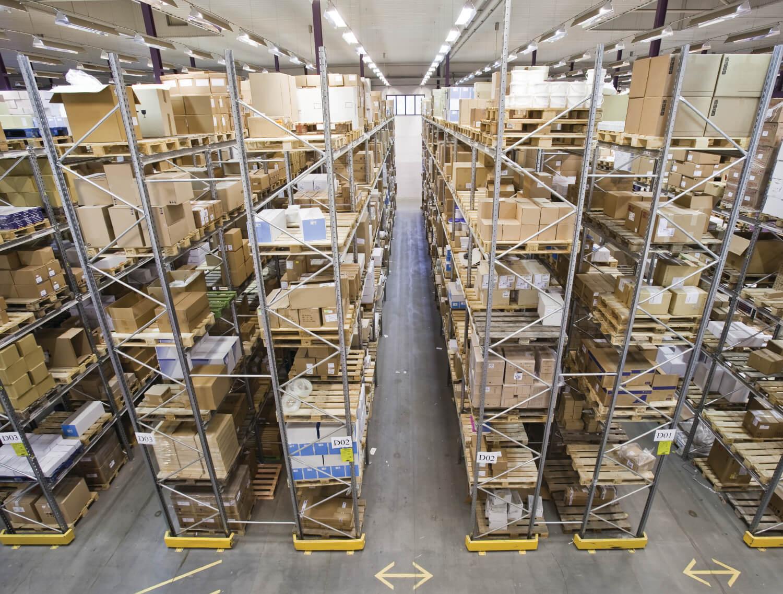 Ega-Floor-Tec gietvloeren voor bedrijfshallen