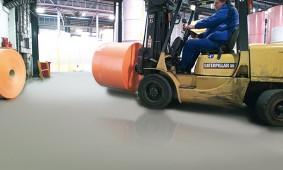 Industriële gietvloeren voor productiebedrijven