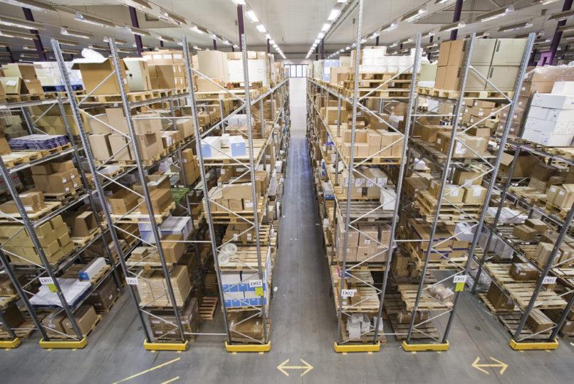 Industriële gietvloeren voor bedrijfshallen