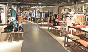 Snelle vloerrenovaties winkels